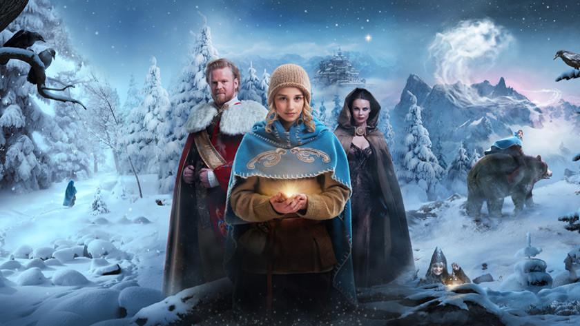 Die Legende vom Weihnachtsstern – Blu-ray Disc / DVD