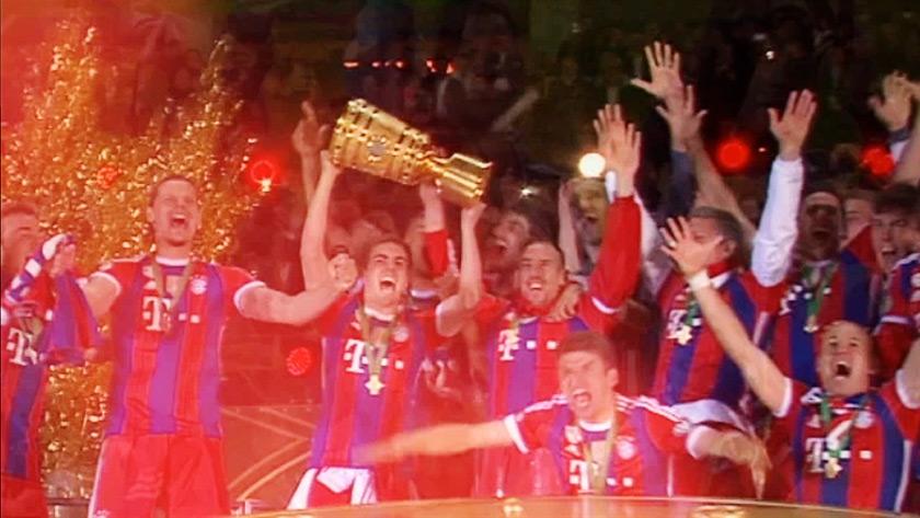 FC Bayern München – Saison 2013/2014 – DVD