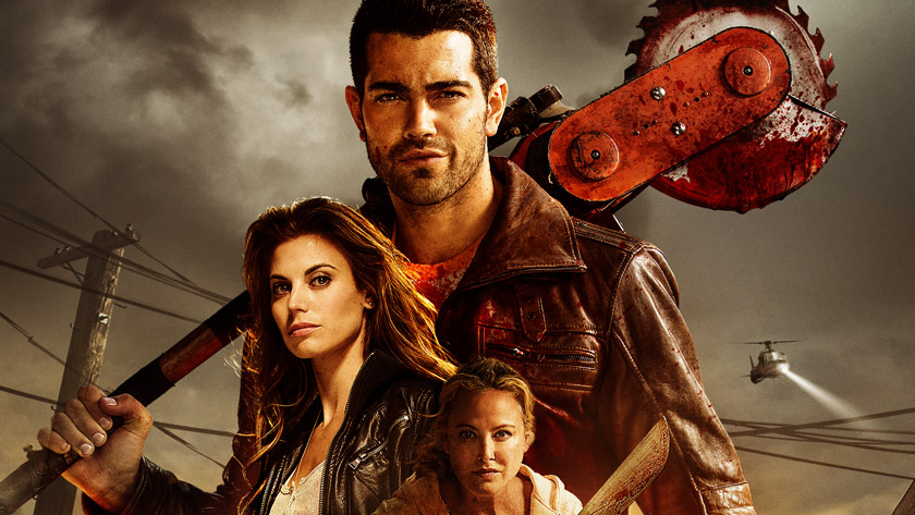 Dead Rising: Watchtower – Blu-ray Disc / DVD