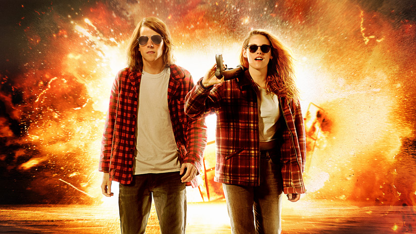 American Ultra – Blu-ray Disc / DVD