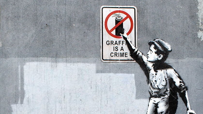 Banksy Does New York – Blu-ray Disc / DVD