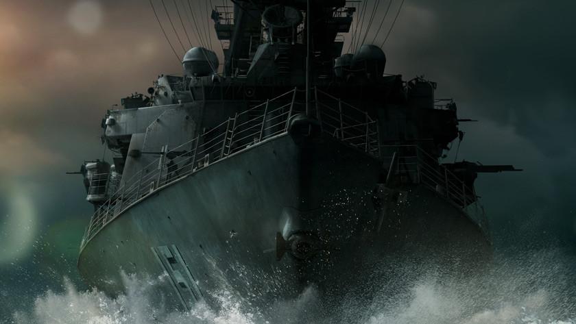 The Last Ship – Blu-ray Disc / DVD