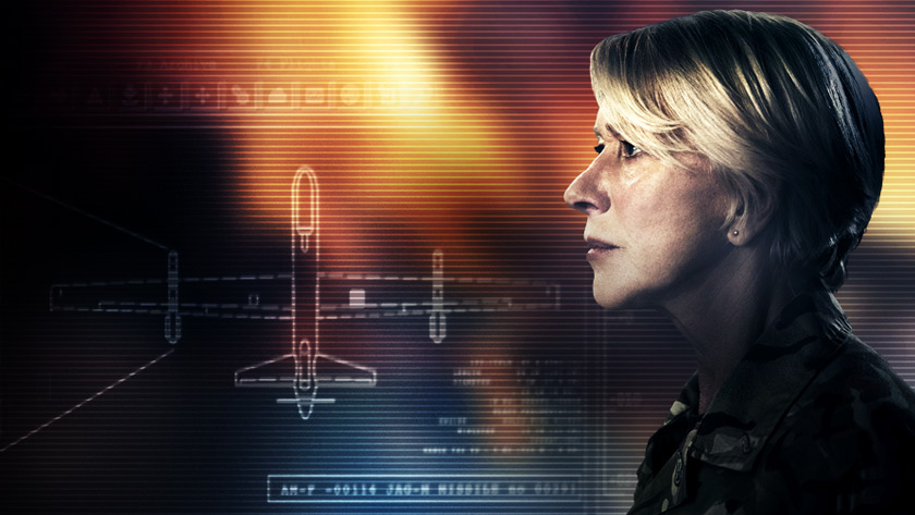 Eye in the Sky – Blu-ray Disc / DVD