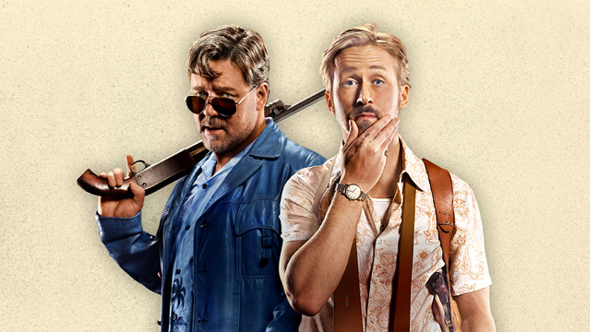 The Nice Guys – Blu-ray Disc / DVD