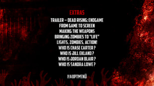 Dead Rising Endgame Blu Ray Disc Dvd Milchglas Media